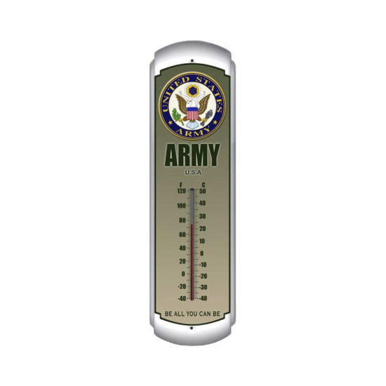 Army thermometer