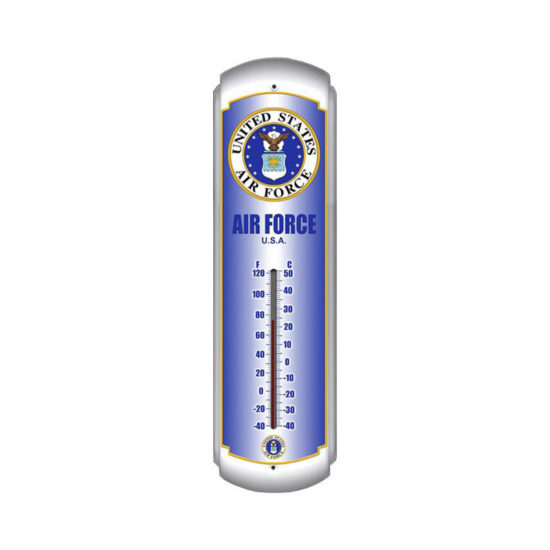 Air Force thermometer